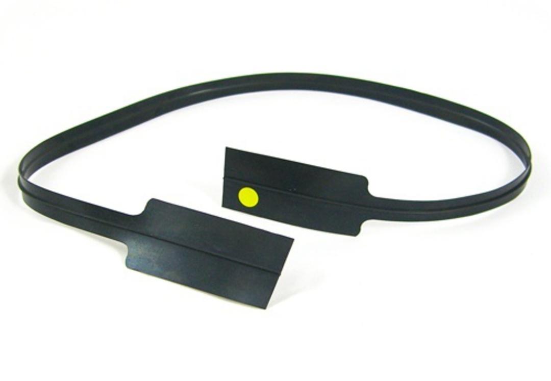Spine Creaser Insert Yellow for Muller/Osako (Heavy) image 0