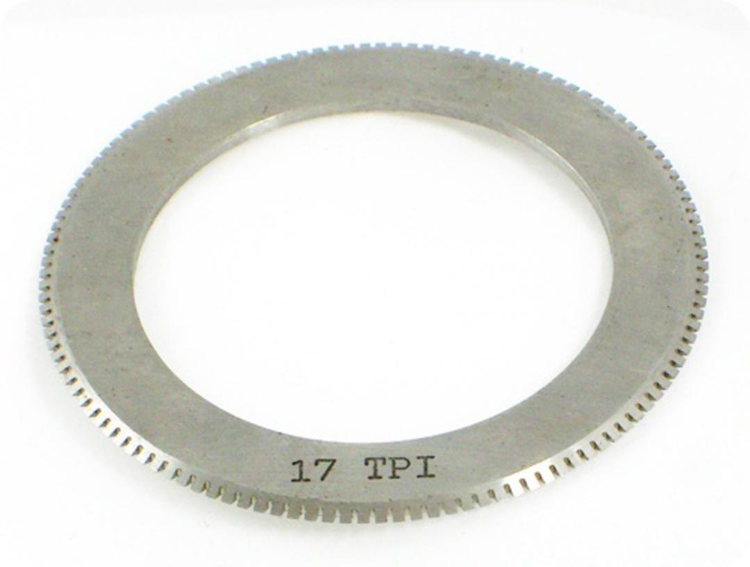 17 TPI Perf Blade for 25mm Shaft image 0