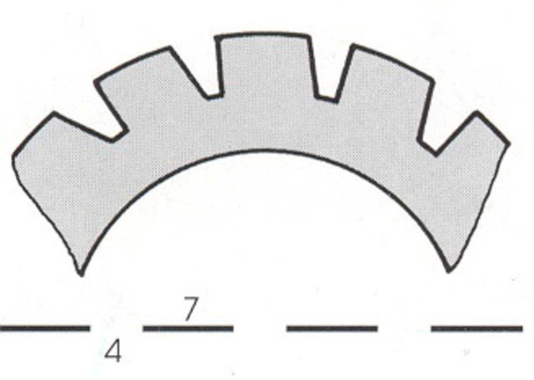 Stahl Perforator 48.0 x 30.0 x 0.5mm 15T image 0
