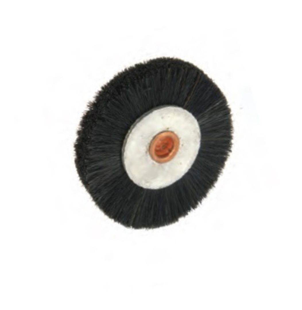 Komori/Roland Brush Wheel for Cardboard image 0
