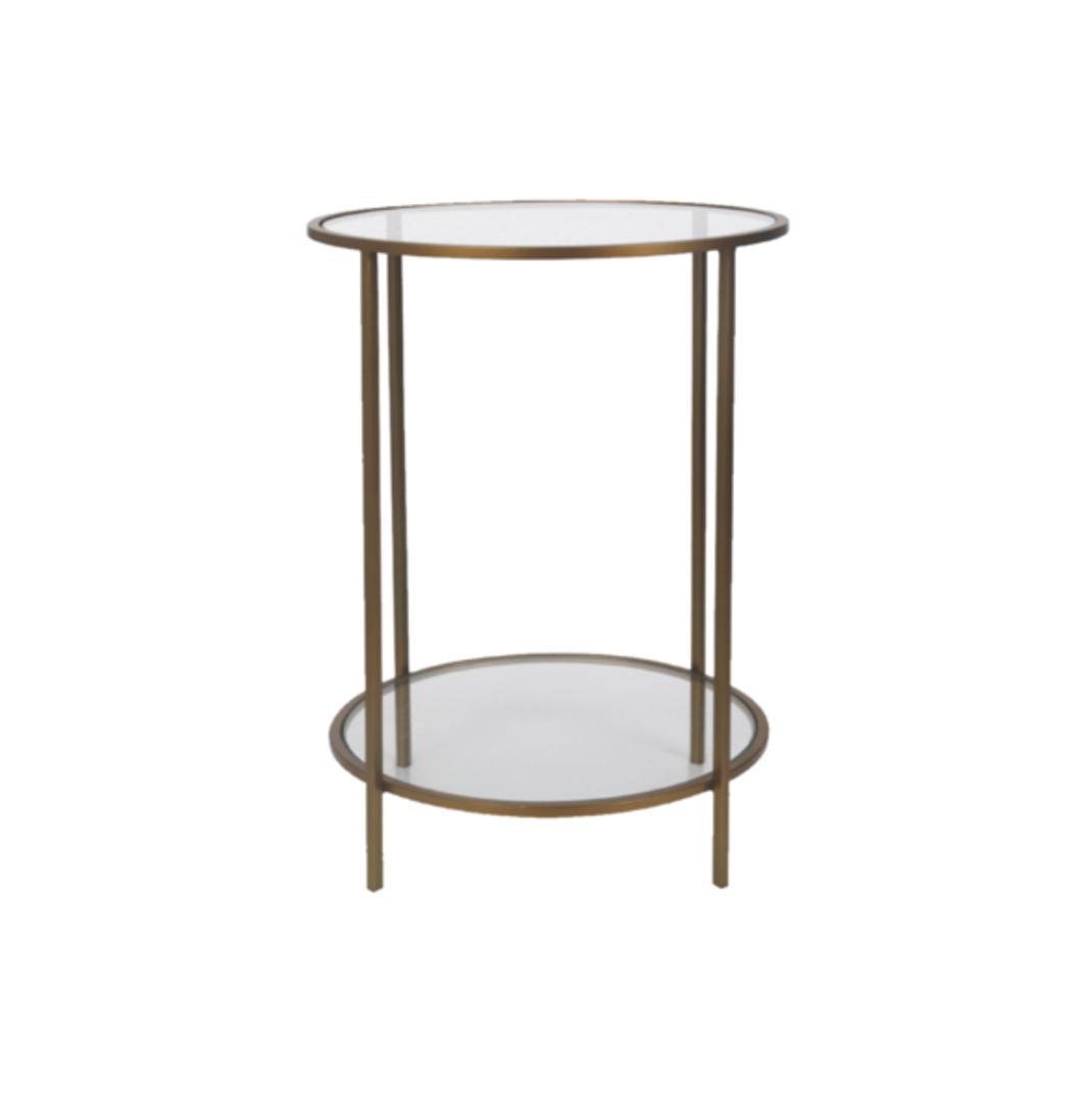 CHICAGO ROUND WINE TABLE image 0