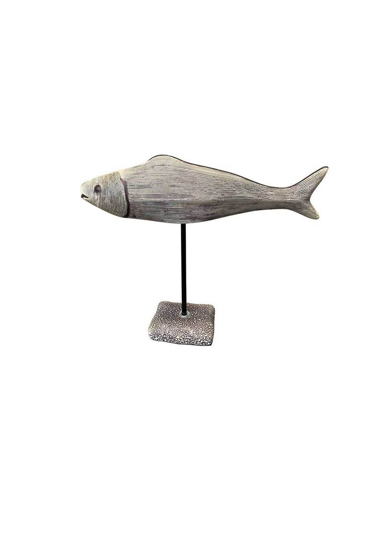 SET/2 FISH ON STAND image 5