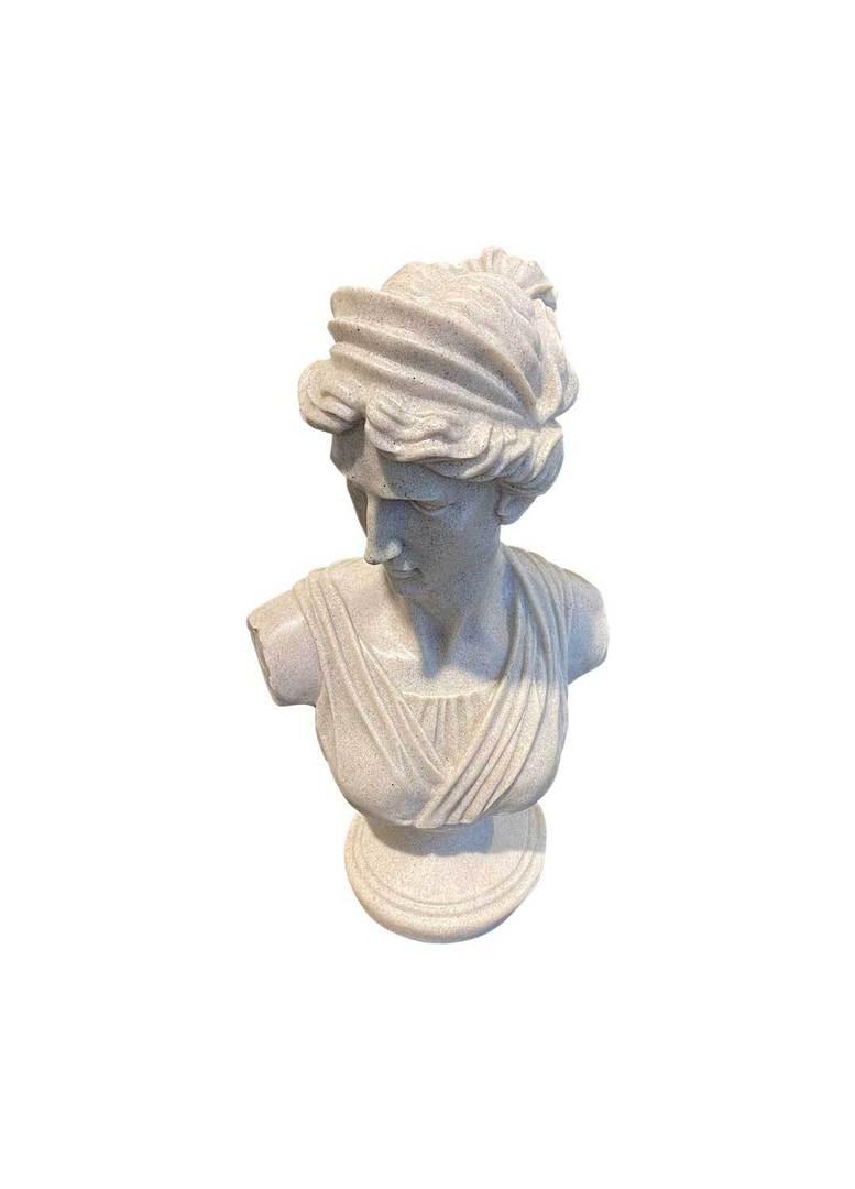 GREEK ARTEMIS DIANA STATUE image 2