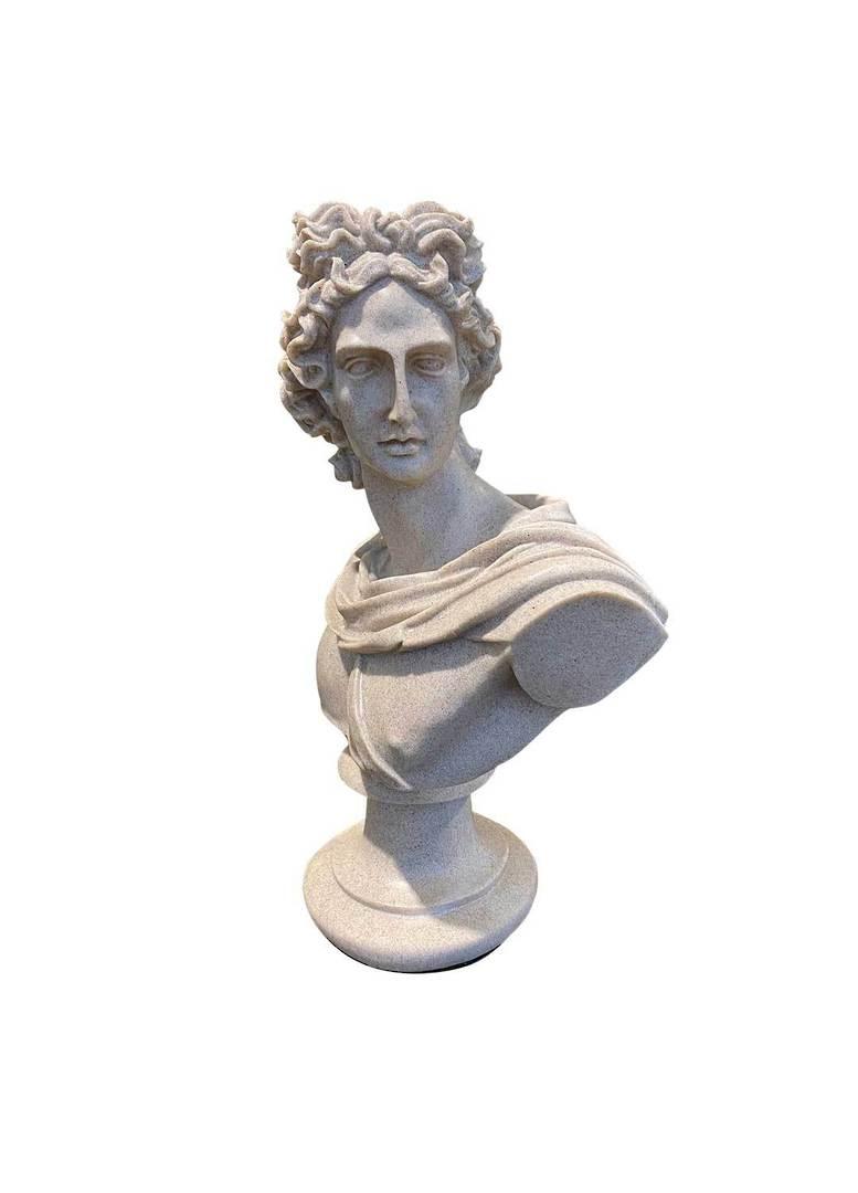 GREEK DAVID VENUS STATUE image 1