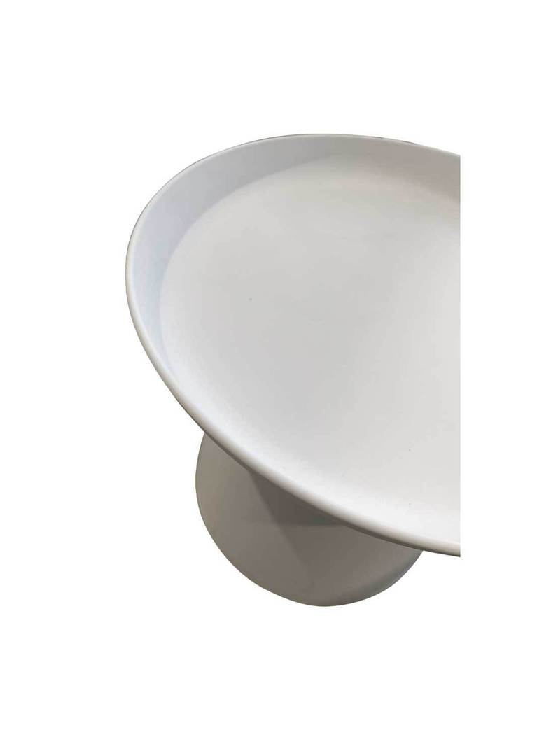 LOW ROMI SIDE TABLE WHITE image 2