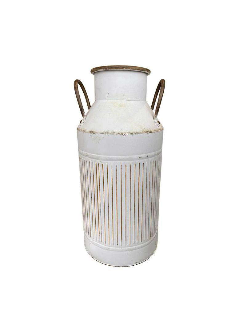 GARDEN URN WITH 2 HANDLES LGE image 0
