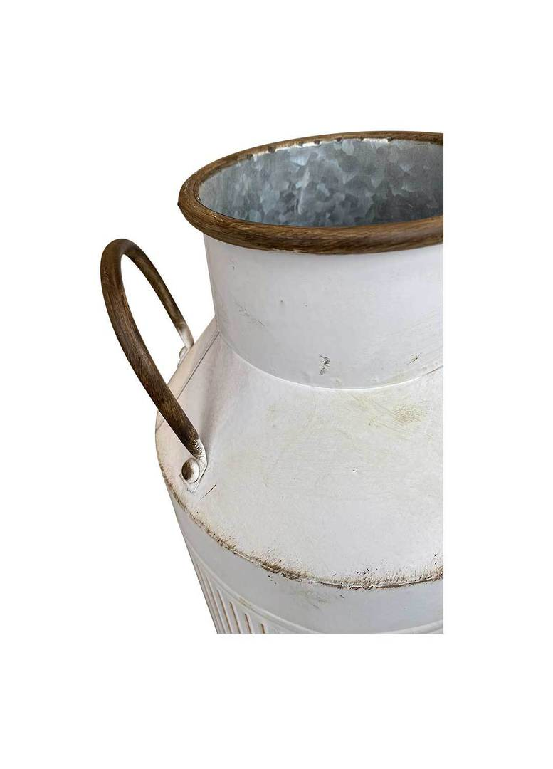 GARDEN URN WITH 2 HANDLES LGE image 3