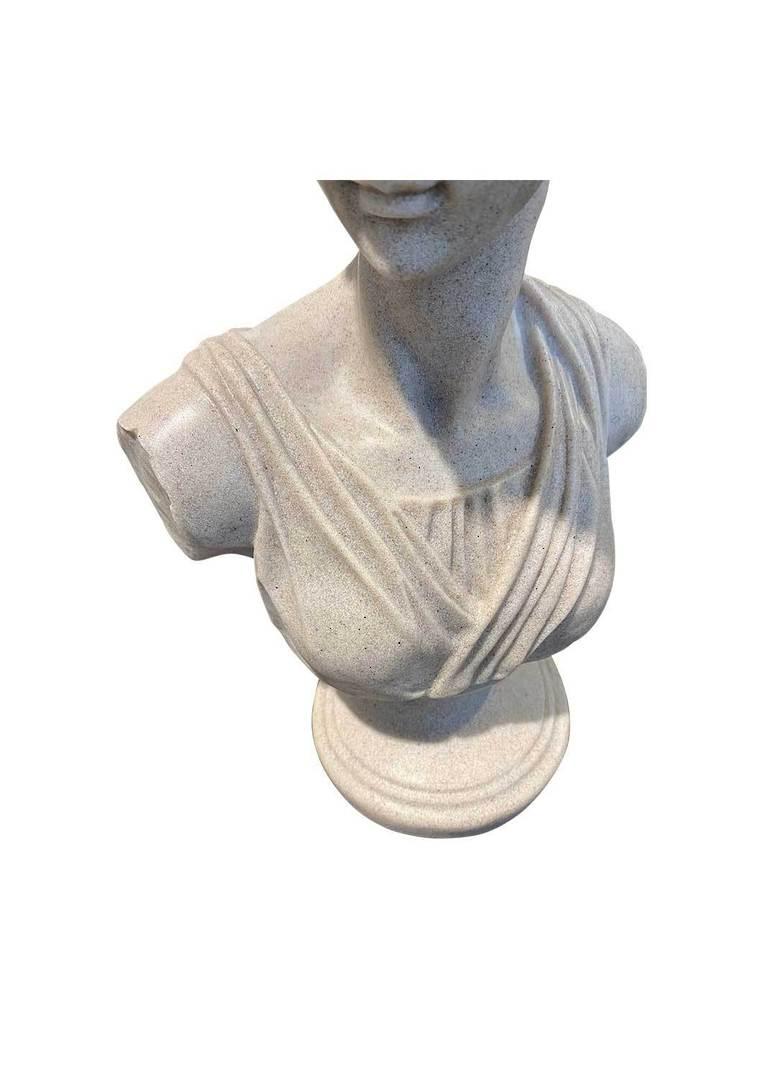 GREEK ARTEMIS DIANA STATUE image 4