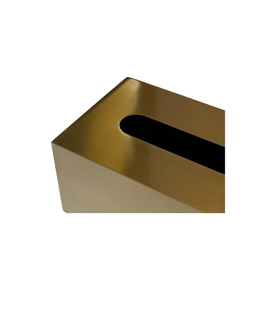 LUXE RECTANGULAR TISSUE BOX image 1