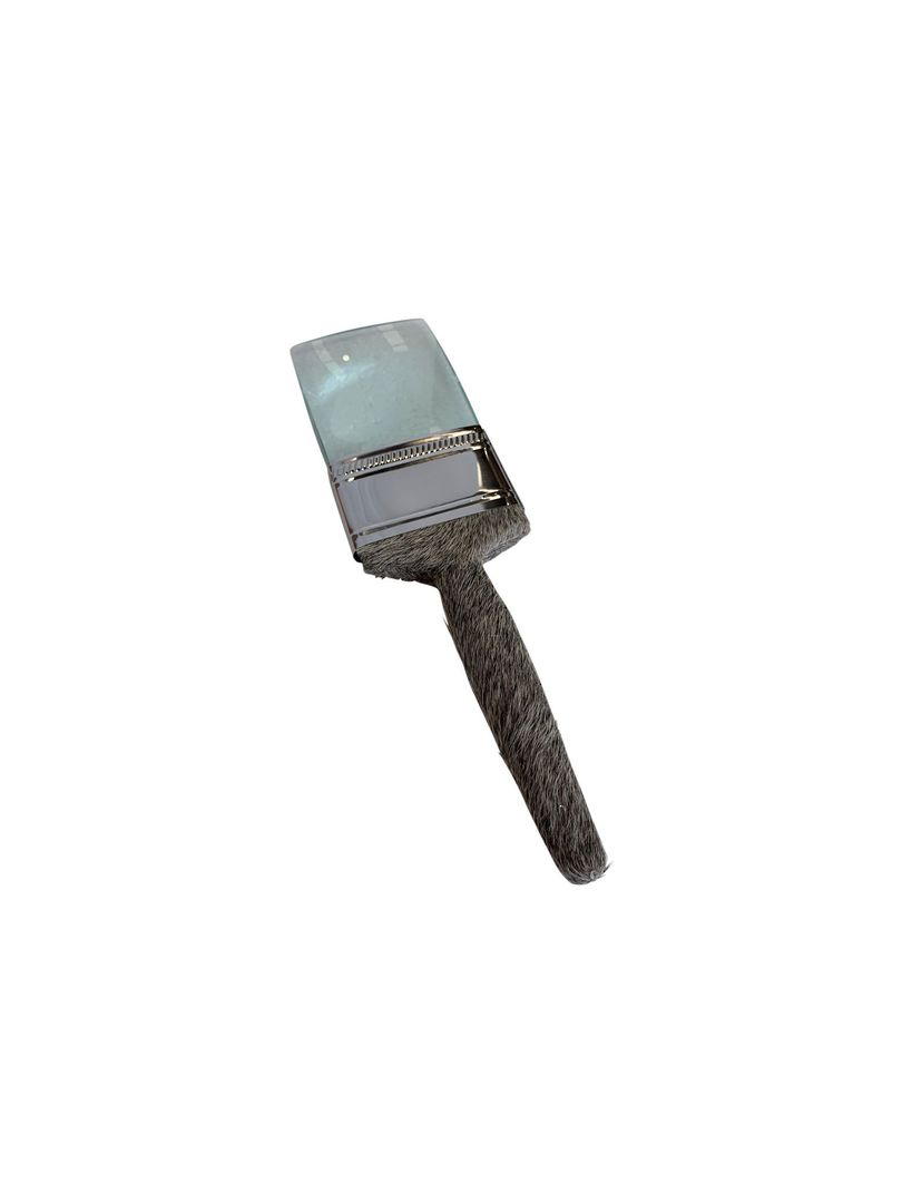 ANIMAL HAIR LEATHER PAINTBRUSH STYLE MAGNIFIER image 0
