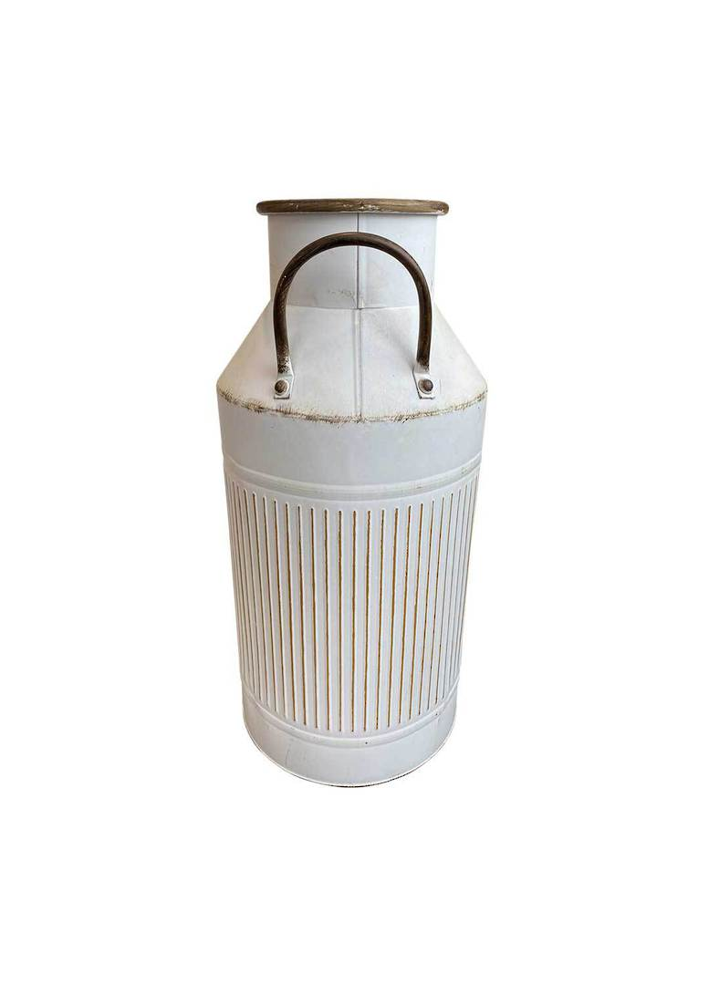 GARDEN URN WITH 2 HANDLES LGE image 1