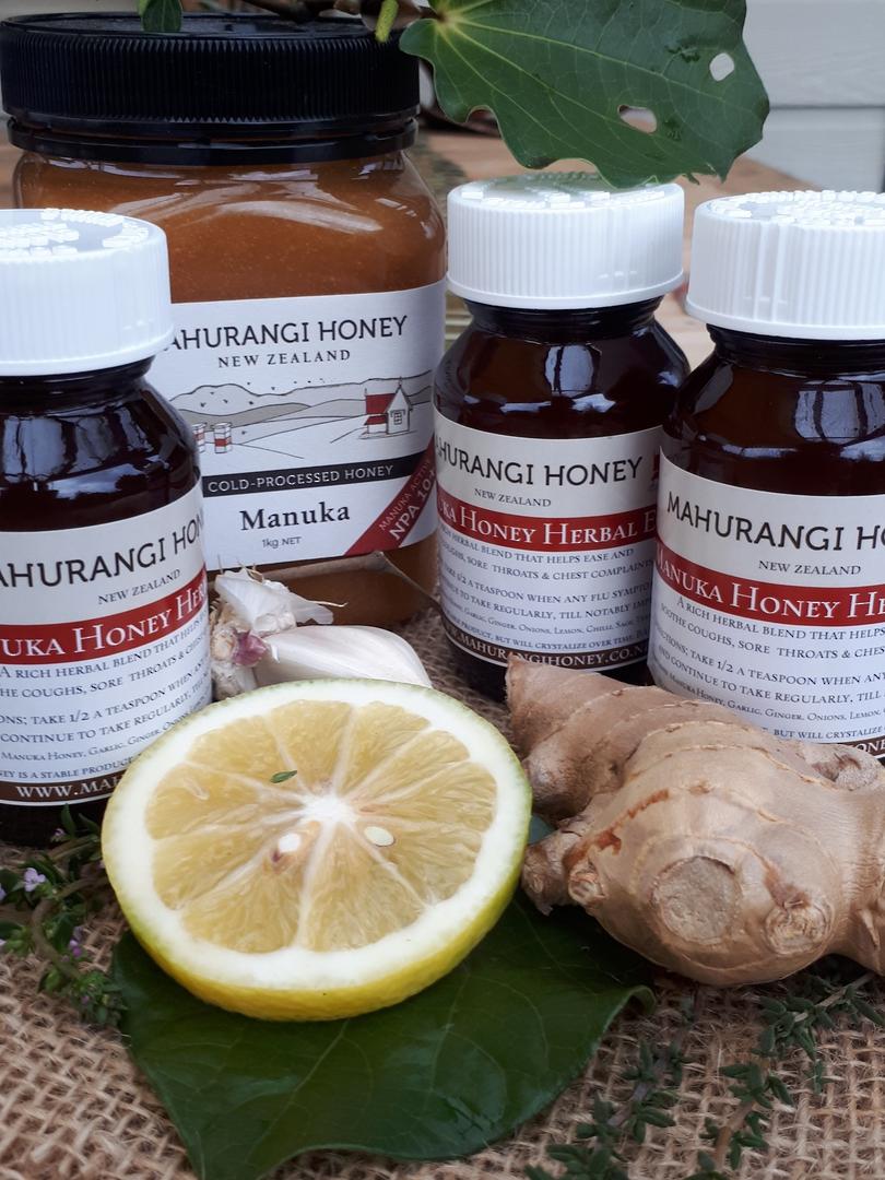 Manuka Herbal Elixir 130g image 0