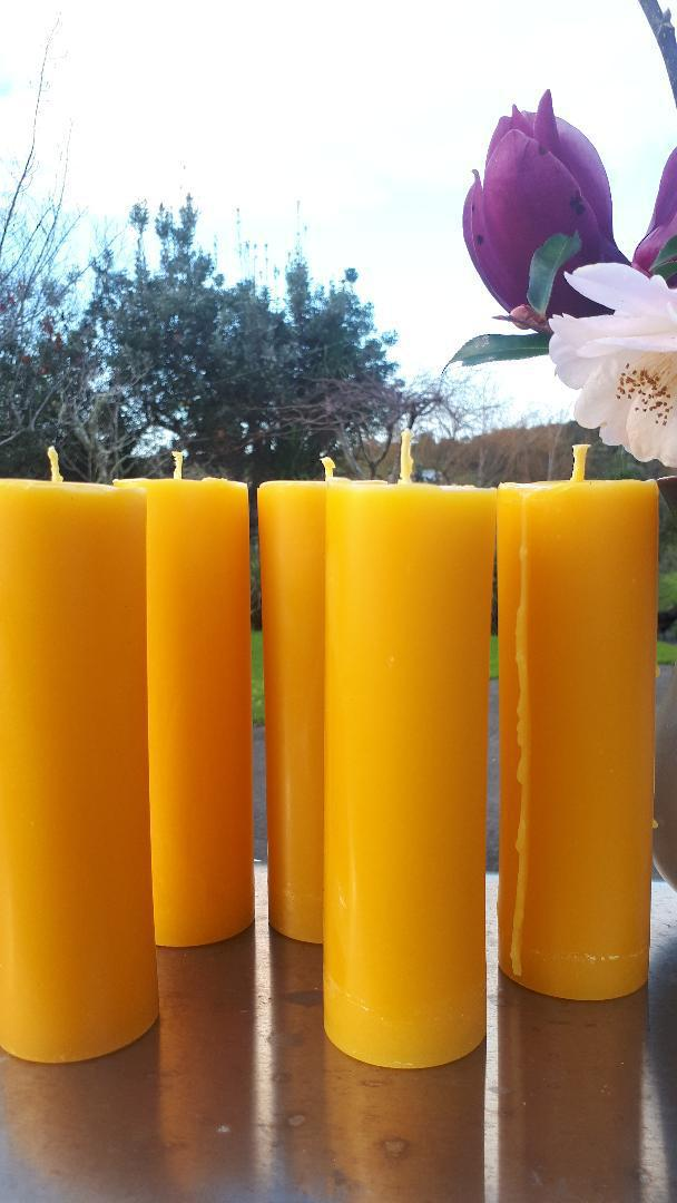 Pure Wax Candle Large image 0