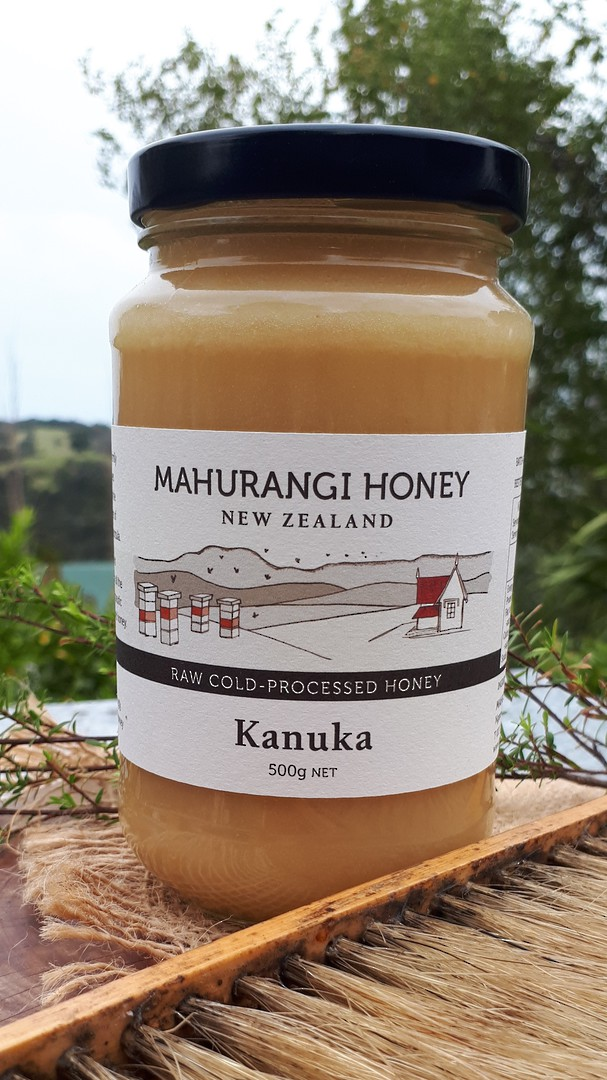Kanuka Honey 500g image 0