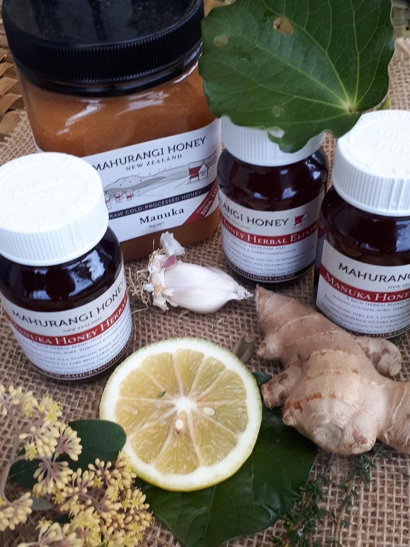 Manuka Herbal Elixir 130g image 1