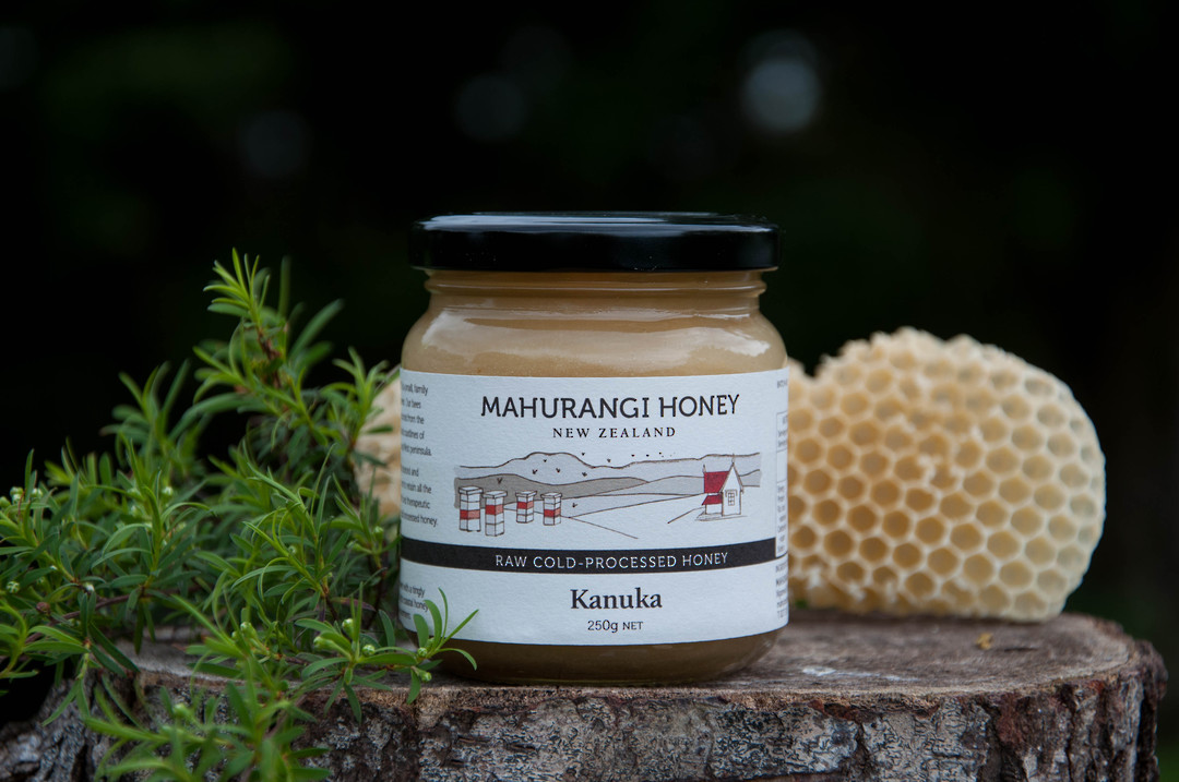 Kanuka Honey 300g image 1