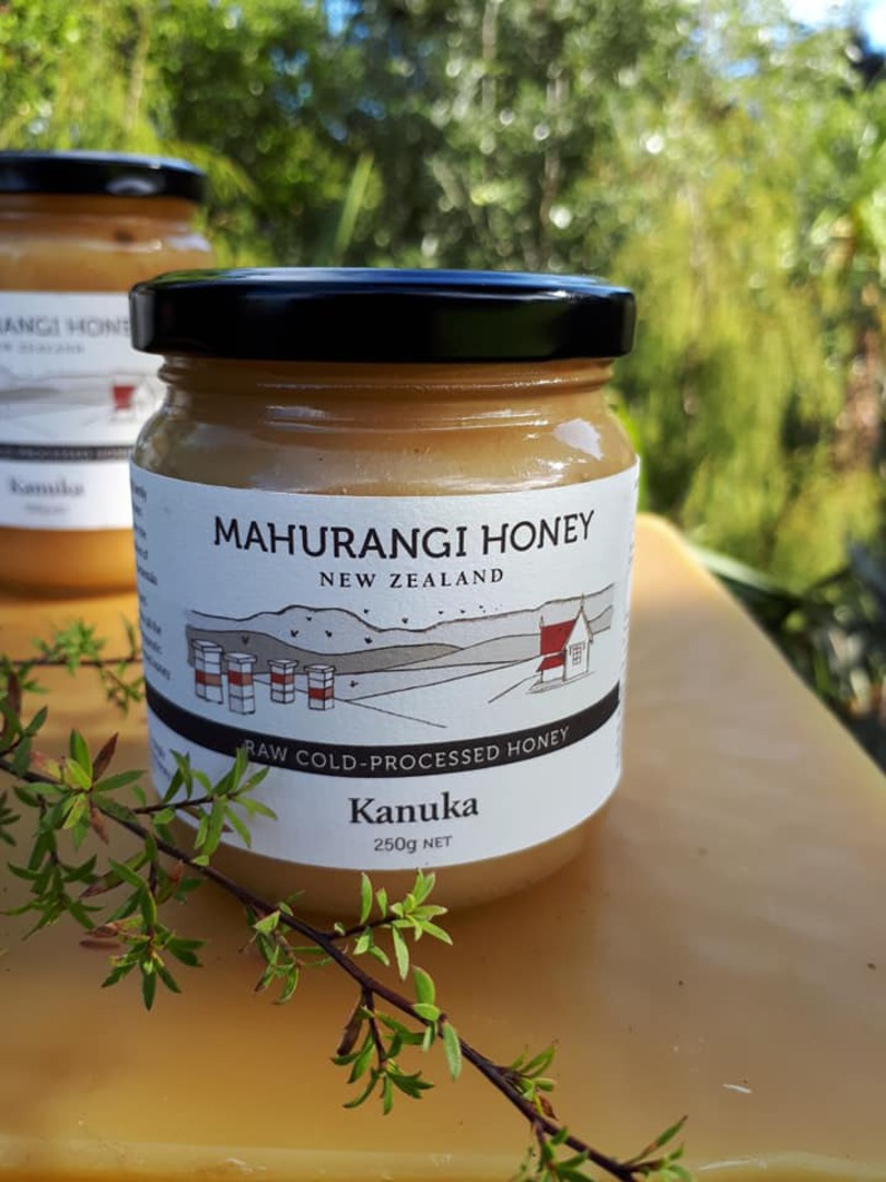 Kanuka Honey 250g image 0