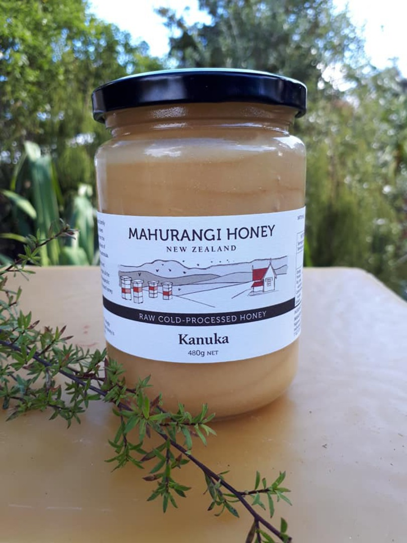 Kanuka Honey 480g image 0