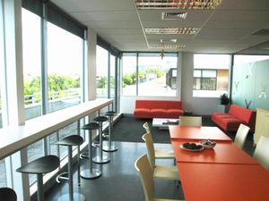 Staff room Design / Office Space Design