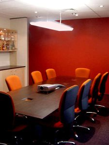 Boardroom Design / Commercial Office Space