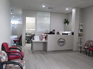 Medical reception