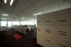 Open Office Plan Design