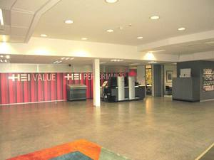 Showroom Design / Commercial Office Space Planner