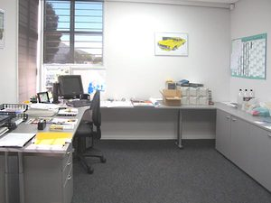 Product Office Layout / Office Space Design