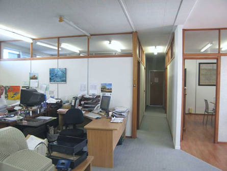 Old Office|Office space planning