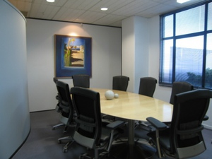 Boardroom Furniture Selection / Office Design Layout