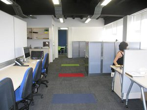 Open Plan Office / Commercial Office Space