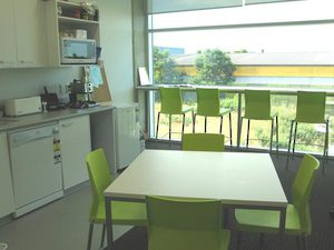Staff Room Furniture / Space Planning