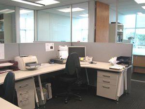 Workstation Design / Commercial Offices