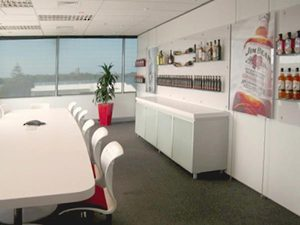 Conference Space / Interior Designer Auckland