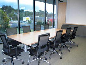 Boardroom Furniture Design / Commercial Office Designer Auckland