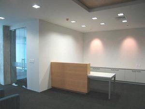 Disable Access Desk Design / Commercial Interior Auckland