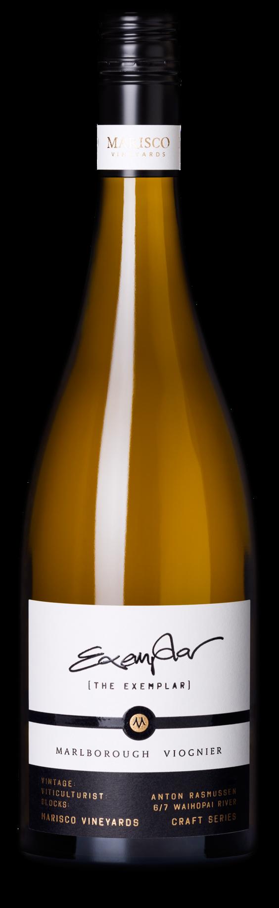 The Exemplar Viognier 2015 image 0