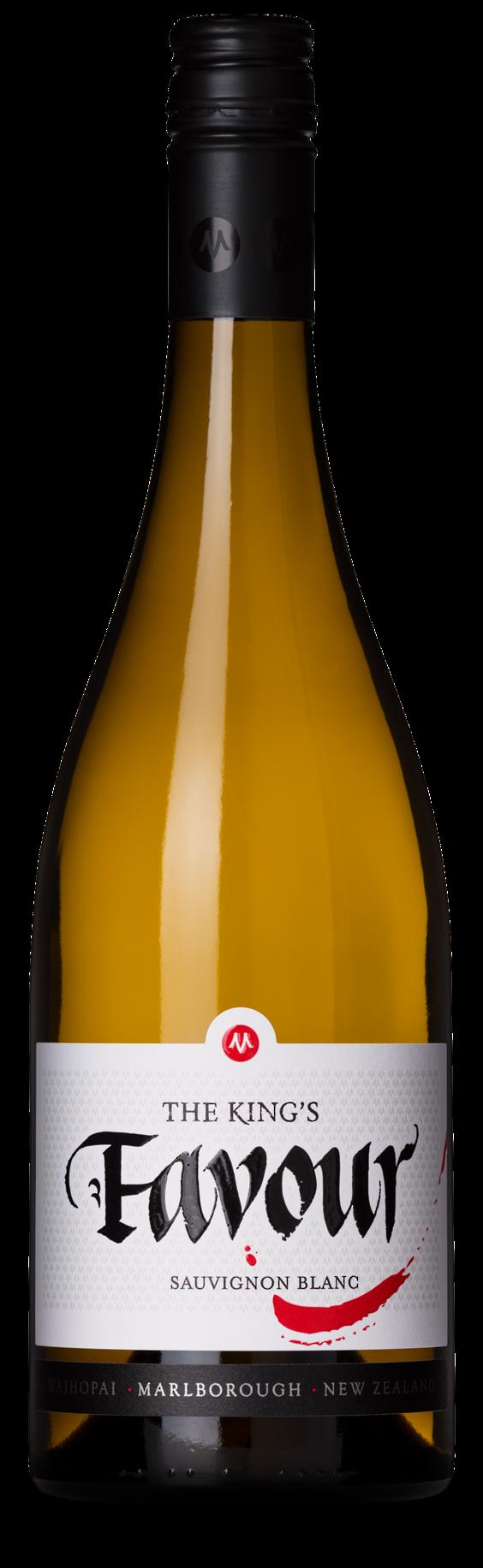 The King's Favour Sauvignon Blanc 2019 image 0