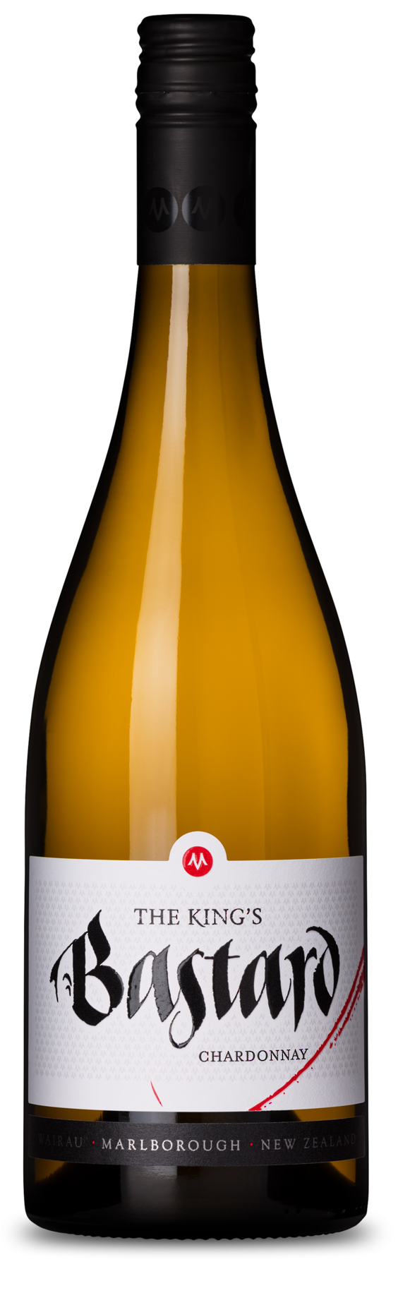 The King's Bastard Chardonnay 2019 image 0