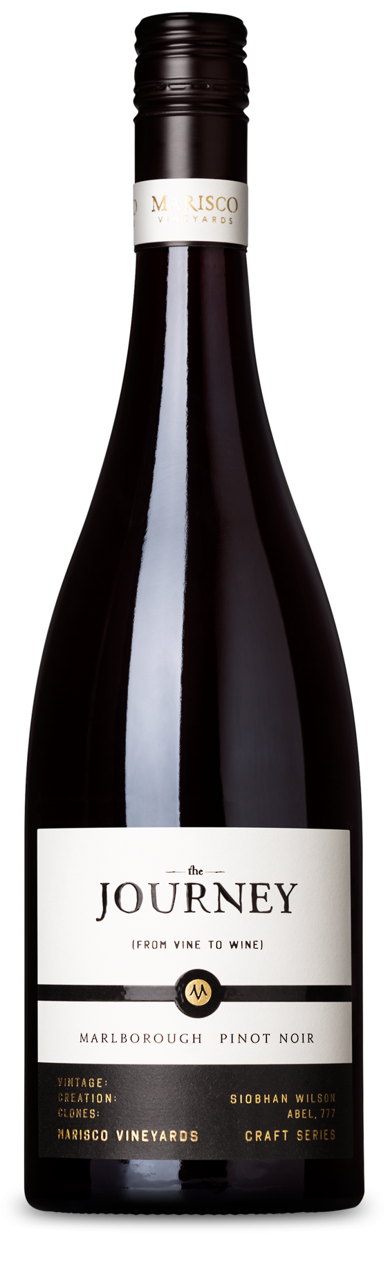 The Journey Pinot Noir 2015 image 0