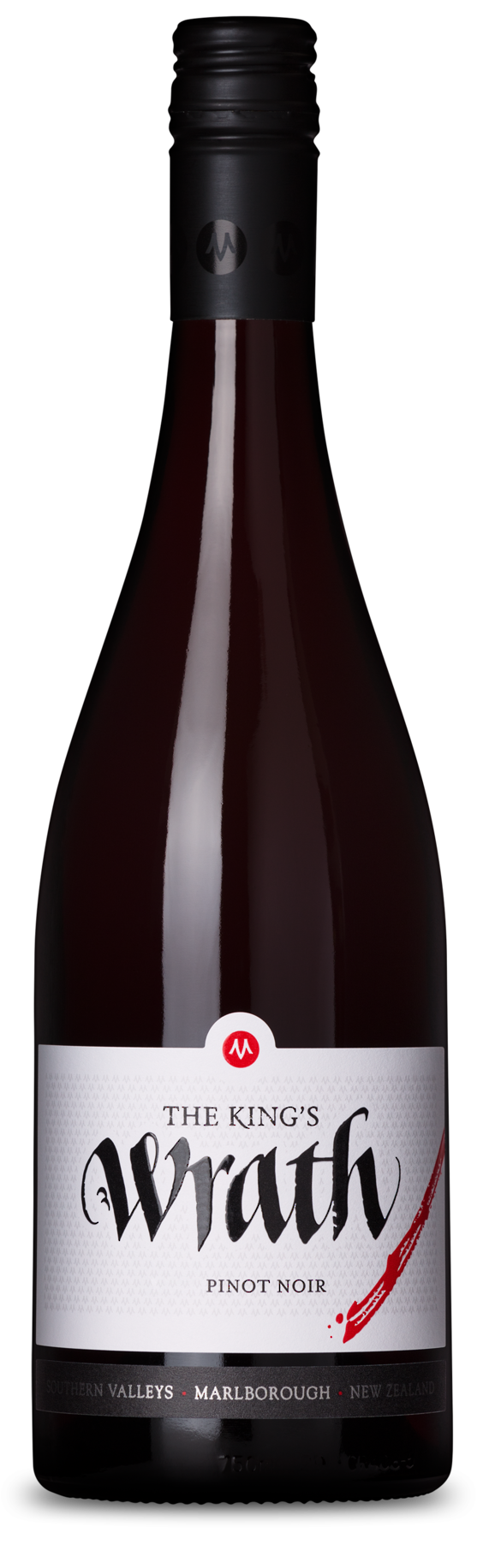 The King's Wrath Pinot Noir 2018 image 0