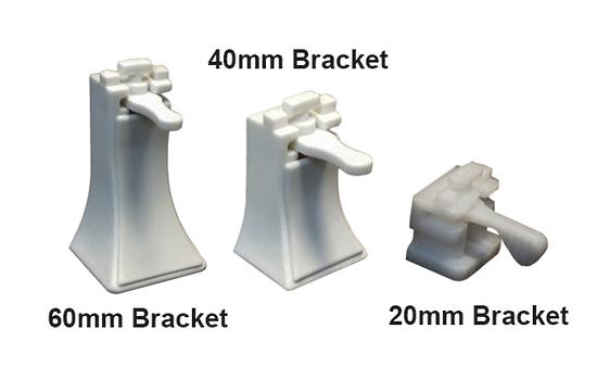Brackets Eurotrac Sheerail Amp Neat Net Components