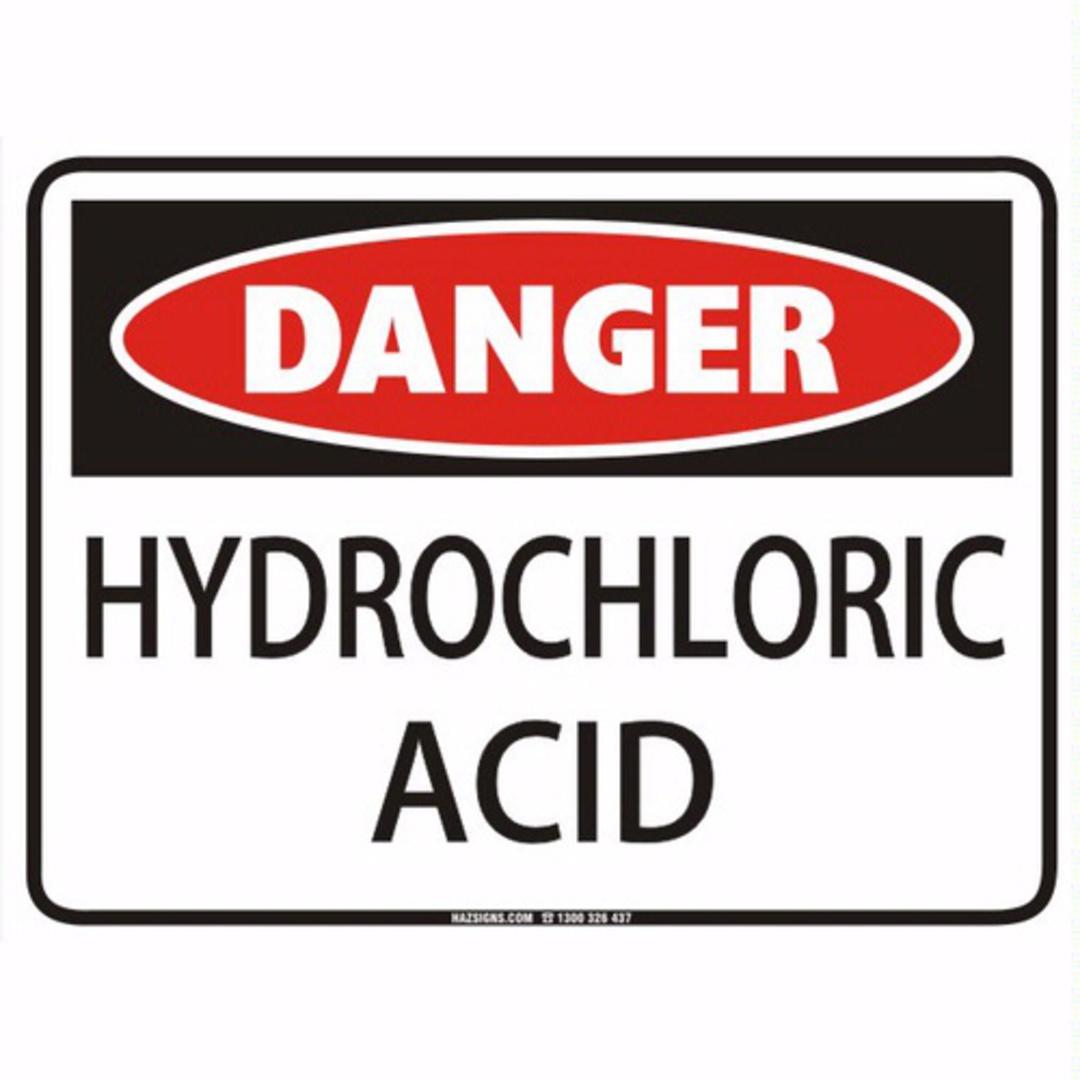 HYDROCHLORIC ACID 33% image 0