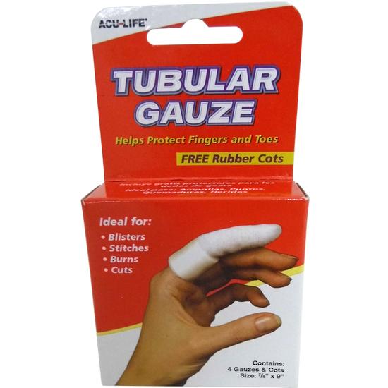Amazon.com: Acu-Life Tubular Gauze with Finger Cots