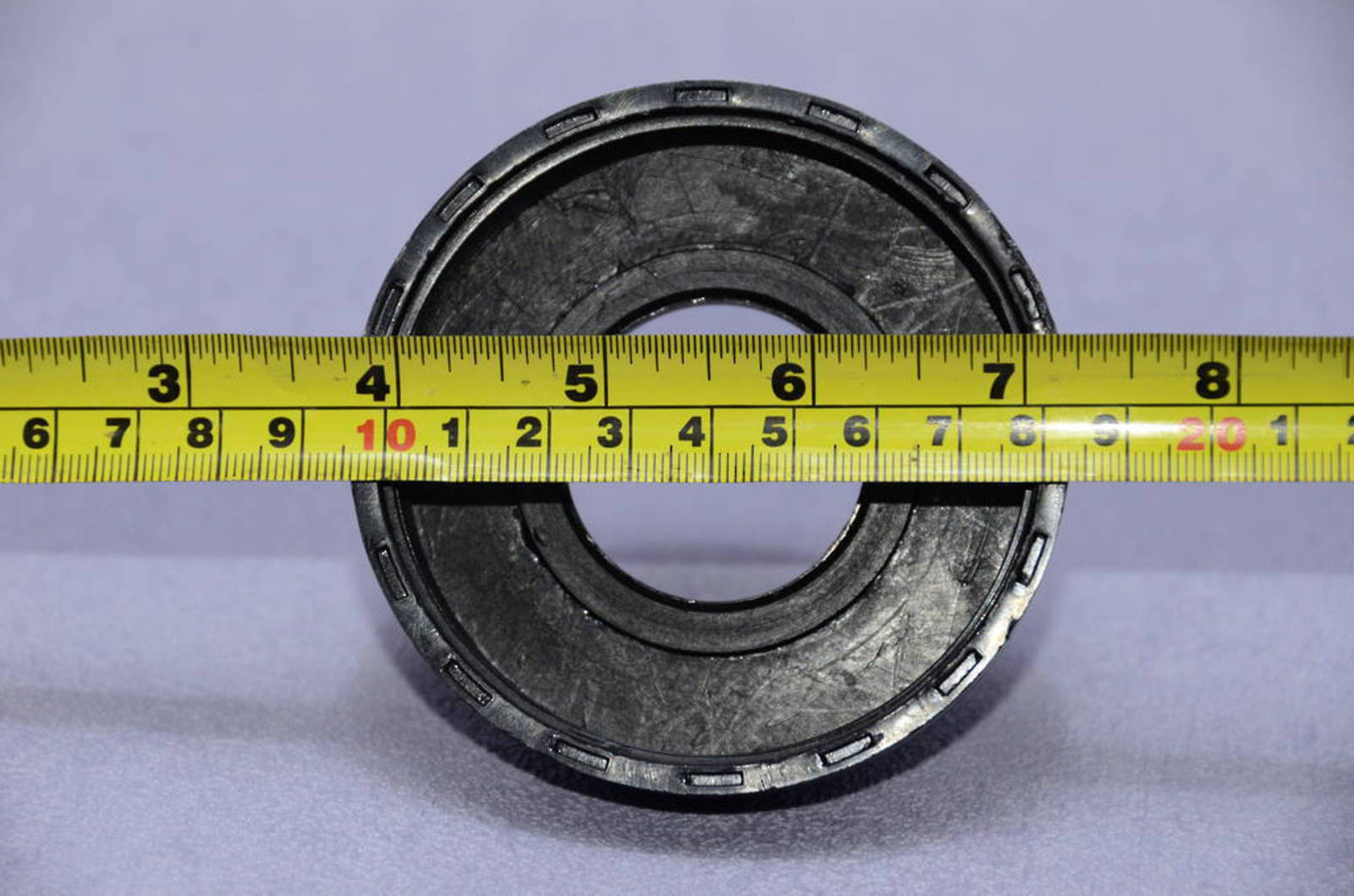 IBC Adapter Cap 80mm Coarse Thread to 60mm Coarse Thread image 1