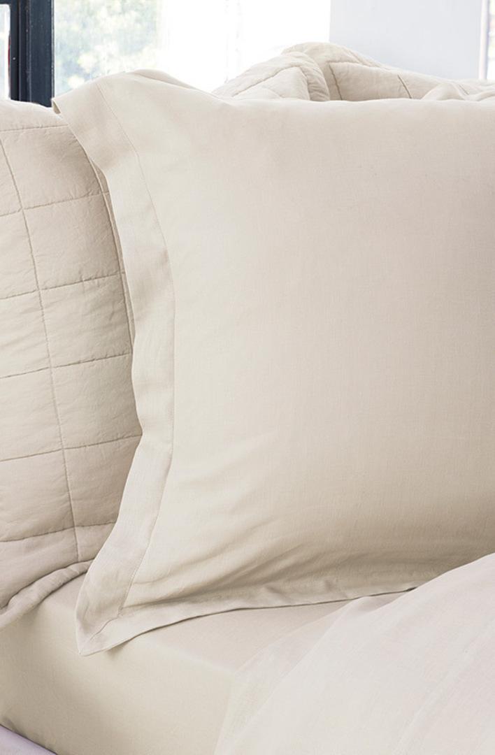Sheridan - Abbotson Flax Tailored Linen Duvet Cover / Pillowcases image 3