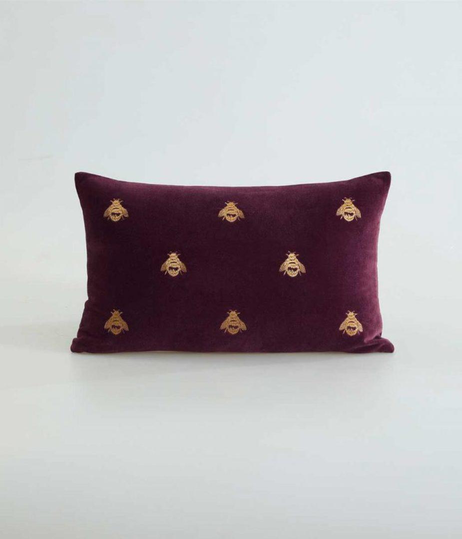 MM Linen Buzz Cushion - Port image 0