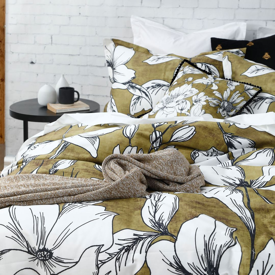 MM Linen - Hally Duvet Set image 1