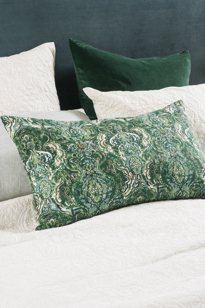 Bianca Lorenne- Riad Emerald - Comforter/Pillowcase/Eurocase/Cushion image 2