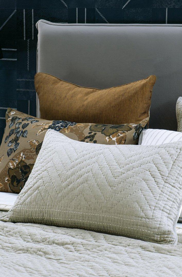 Bianca Lorenne - Ganuchi - Bedspread - Pillowcase and Eurocase Sold Separately  - Grey image 3